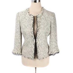 White House Black Market Tweed Blazer